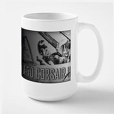 A-7D Corsair II Large Mug