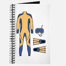 Snorkle Wetsuit Journal