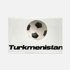 Funny Turkmenistan rocks Rectangle Magnet