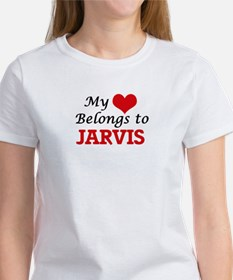 My Heart belongs to Jarvis T-Shirt