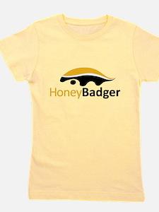 Cute Honey badger Girl's Tee