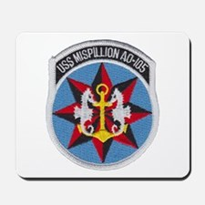 USS MISPILLION Mousepad