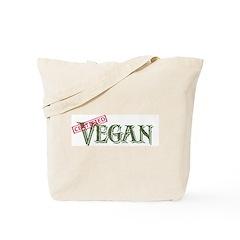 Certified Vegan Tote Bag