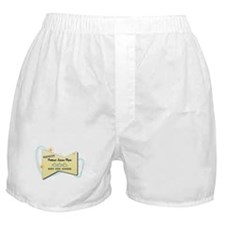Instant Political Science Major Boxer Shorts