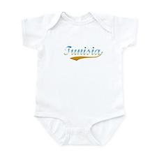 Cute Tunisia Infant Bodysuit