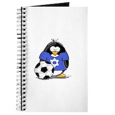 Star of David Soccer Penguin Journal