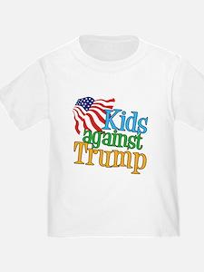 Kids Against Trump T
