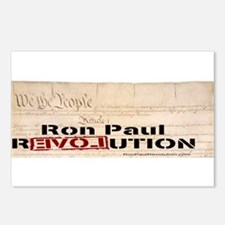 Ron Paul Preamble Postcards (Package of 8)