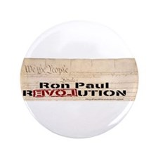 "Ron Paul Preamble 3.5"" Button"