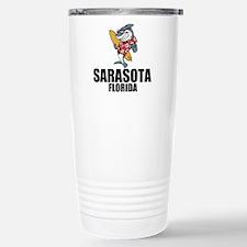 Sarasota, Florida Travel Mug