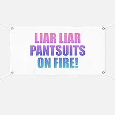Liar Liar Banner
