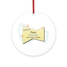Instant Plasterer Ornament (Round)