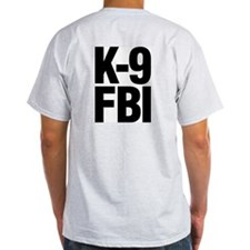 MWD K-9 FBI T-Shirt
