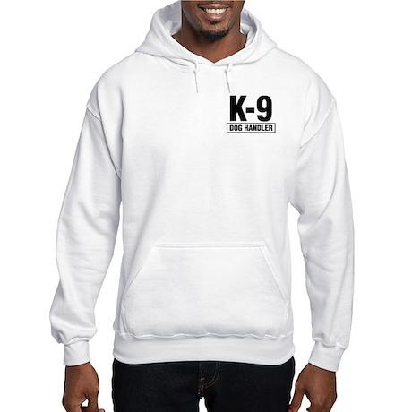 MWD K-9 HOMELAND SECURITY Hooded Sweatshirt