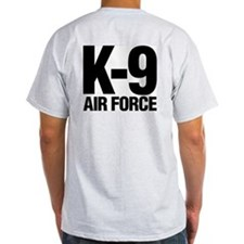 MWD K-9 AIR FORCE T-Shirt