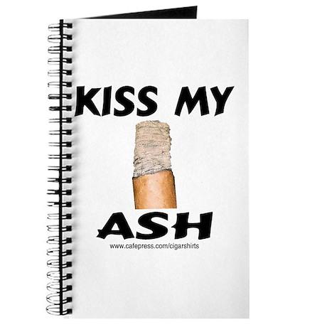 Kiss My Ash Cigar Journal