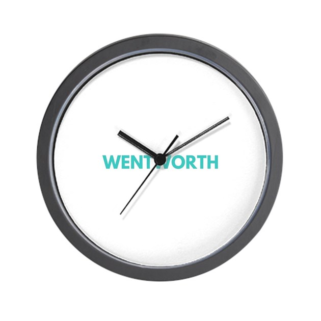 Wentworth Type Wall Clock by ADMIN_CP136046700