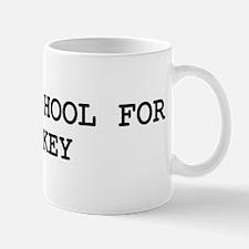 Skip school for HOCKEY Mug
