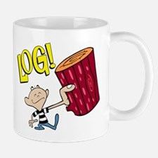LOG! Mugs