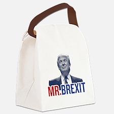 Donald Trump - Mr. Brexit Canvas Lunch Bag