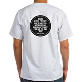 K9 police Mens Light T-shirts