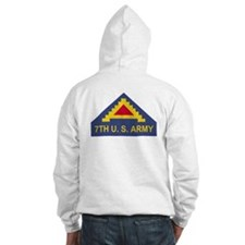 7th Army Family<BR> Hoodie 3