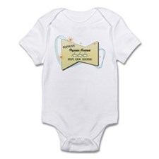 Instant Physician Assistant Infant Bodysuit
