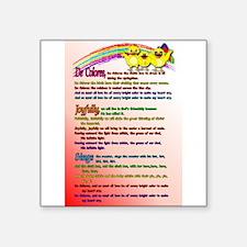 Cursillo DeColores Song Poster Sticker