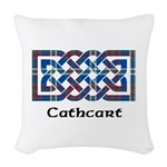 Knot - Cathcart Woven Throw Pillow