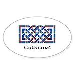 Knot - Cathcart Sticker (Oval)