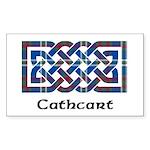 Knot - Cathcart Sticker (Rectangle 10 pk)
