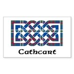 Knot - Cathcart Sticker (Rectangle 50 pk)
