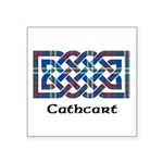 Knot - Cathcart Square Sticker 3