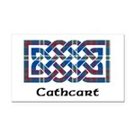 Knot - Cathcart Rectangle Car Magnet