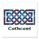 Knot - Cathcart Square Car Magnet 3