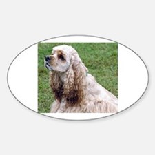 american cocker spaniell Decal