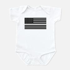 EMS: Black Flag & Thin White Line Infant Bodysuit