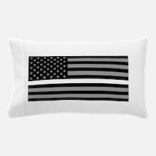 EMS: Black Flag & Thin White Line Pillow Case