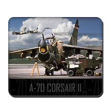 A-7D Corsair II Aircraft Mousepad
