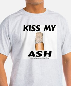 Kiss My Ash Cigar T-Shirt