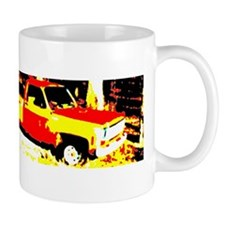 Rusty Truck Mug