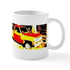 Rusty Truck Small Mug
