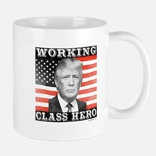 Trump Working Class Hero Mug