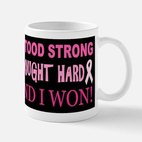 I Stood Strong Mug