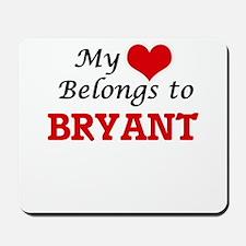 My Heart belongs to Bryant Mousepad