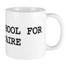 Skip school for SOLITAIRE Mug