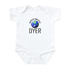 World's Greatest DYER Infant Bodysuit