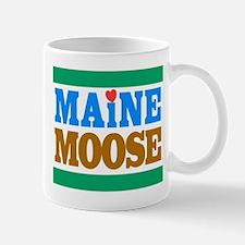 Maine Moose i H2 Mainer I Love Maine Lobster Port
