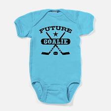 Cute Toddler hockey Baby Bodysuit