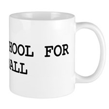 Skip school for DANBALL Mug